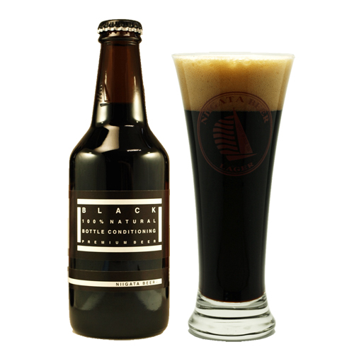 [新潟麦酒]ブラックビール:310ml×24本セット