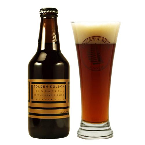 [新潟麦酒]ゴールデン・ケルシュ:310ml×24本セット