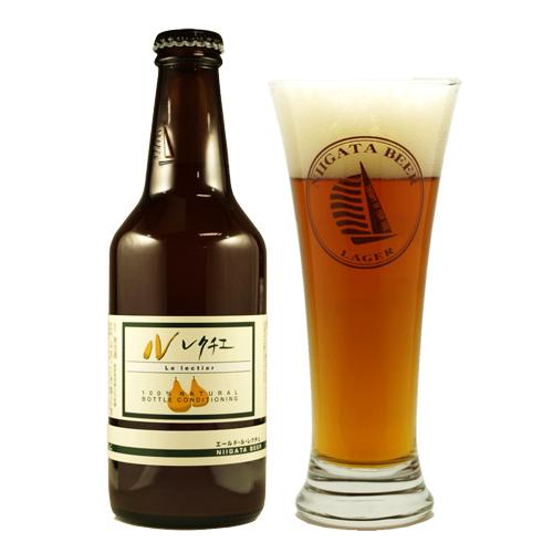[新潟麦酒]エール・ド・ル・レクチェ:310ml×24本セット