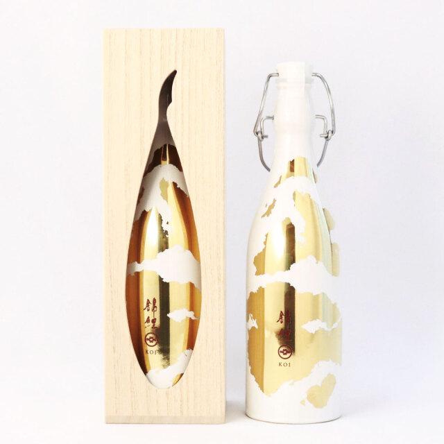 今代司酒造 錦鯉 黄金 720ml