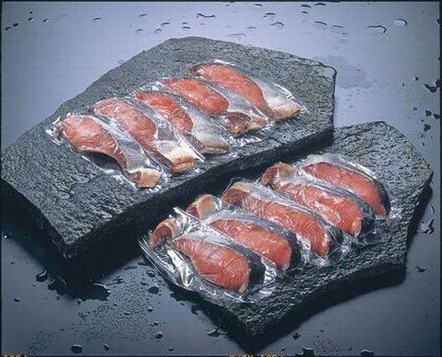 村上産塩引き鮭