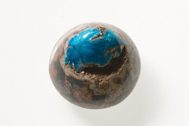 カバンサイト【9】天然石ルース・カボション (23×22.5mm)
