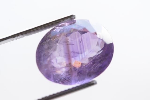 ファントムアメジスト【43】天然石ルース(16×13mm)