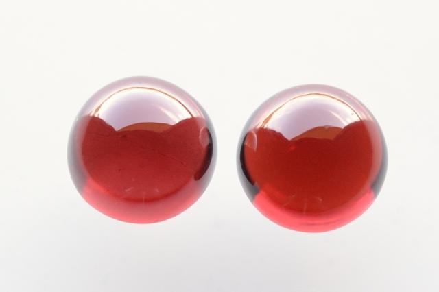 モザンビーク産ガーネット【34】天然石ルース・カボション(×mm)