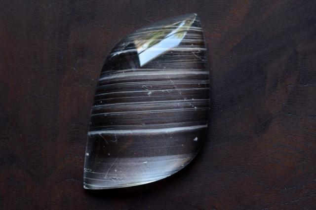 レムリアンシードクリスタル 【5】 天然石ルース・カボション (52×29.5mm)