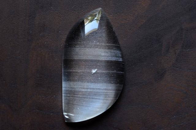 レムリアンシードクリスタル 【13】 天然石ルース・カボション (47×24mm)