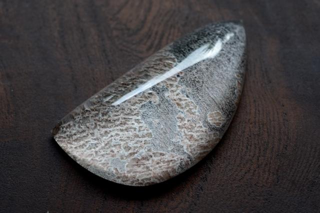 レムリアンシードクリスタル 【22】 天然石ルース・カボション (44×23mm)