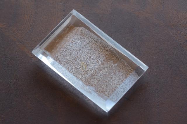 レムリアンシードクリスタル 【34】 ルース・カボション (32.5×20.5mm)