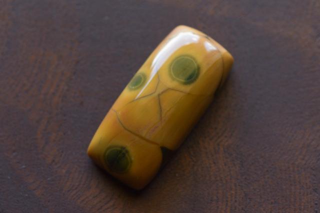 オーシャンジャスパー【42】 天然石ルース・カボション(27×23mm)