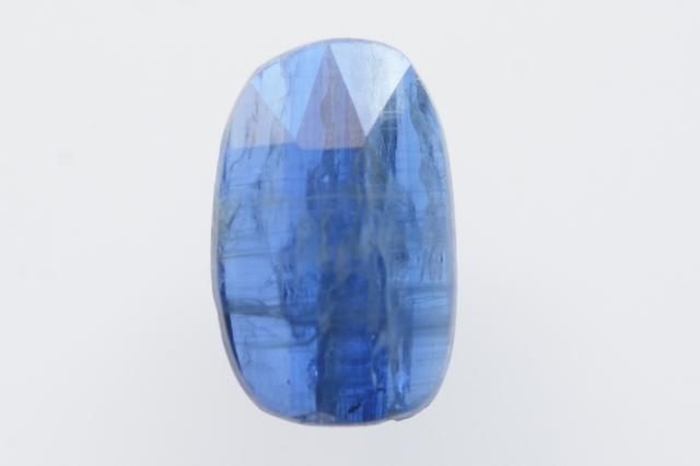 カイヤナイト(ネパール産)【36】 天然石ルース・カボション・ローズカット(12.5×8mm)