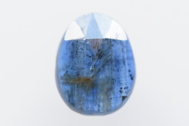 カイヤナイト(ネパール産)【37】 天然石ルース・カボション