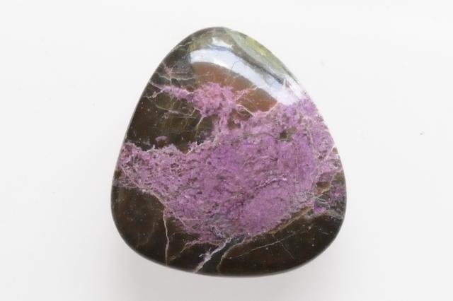 パープライト【10】天然石ルース・カボション (28.5×26.5mm)