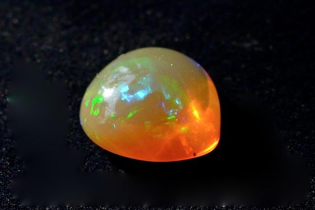 プレシャスオパール【24】天然石ルース・カボション(×mm)