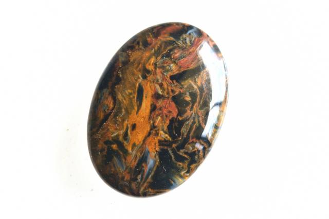 ピーターサイト【3】天然石ルース・カボション(31.5×22mm)