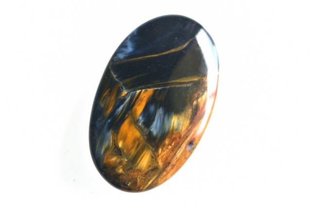 ピーターサイト【6】天然石ルース・カボション(25×17.5mm)