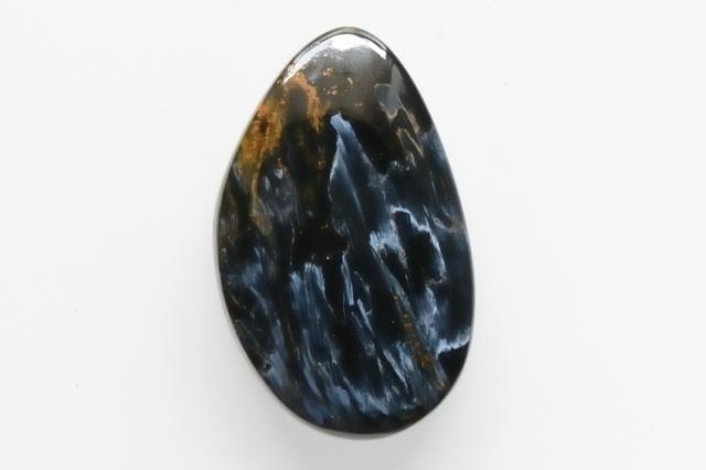ピーターサイト【16】天然石ルース・カボション(32×20mm)