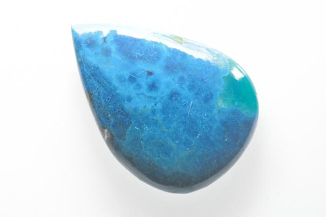 クォンタムクアトロシリカ【31】天然石ルース・カボション(34.5×24mm)
