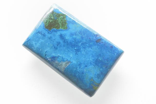クォンタムクアトロシリカ【32】天然石ルース・カボション(29×17.5mm)