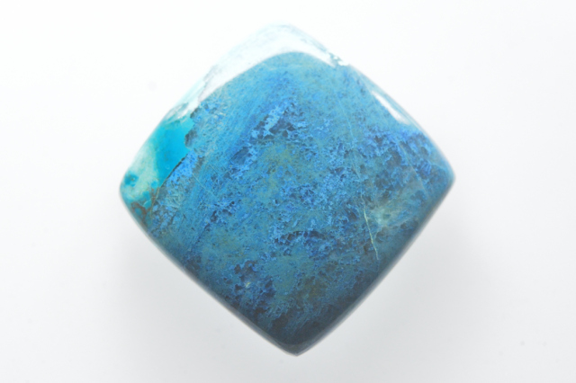 クォンタムクアトロシリカ【33】天然石ルース・カボション(19×14mm)