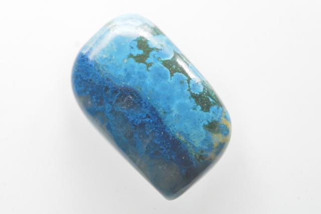 クォンタムクアトロシリカ【34】天然石ルース・カボション(24.5×15mm)