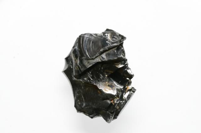 シュンガイト【17】天然石 原石(38.5×30×13.5mm)