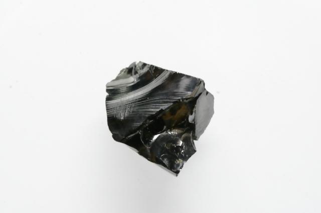 シュンガイト【19】天然石 原石(31.5×25.5×19mm)