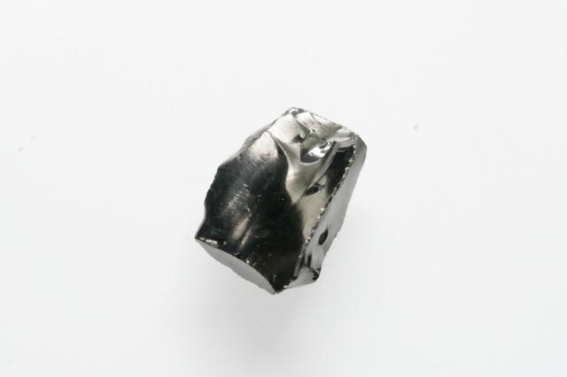 シュンガイト【20】天然石 原石(26×18.5×10mm)
