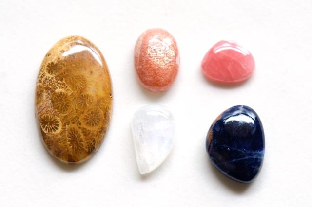 天然石ルース・カボション サービスパック【31】