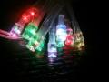 RGBカラーチェンジ  ■乾電池式イルミネーションLED10灯