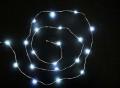 室内用LEDジュエリーライト20球 ホワイト