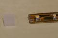 LEDテープライト、SMD3528型1列タイプ/側面発光020型用 エンドキャップ