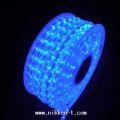 長さ30m 1,080球 3芯LEDチューブライト ブルー 常点コード3本付