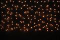 「プロ仕様」 LEDイルミネーション、つらら、常時点灯、プロ仕様(v2)、150球、電球色(オレンジゴールド)