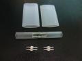 10mm、2芯、ロープ(チューブ)ライト、I型コネクタ、固定タイプ