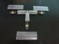 10mm、2芯、ロープ(チューブ)ライト、T型コネクタ、固定タイプ