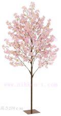 高さ270cm 桜ツリースタンド (造花)