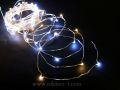 室内用LEDジュエリーライト100球 ホワイト&電球色