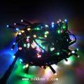 ☆防滴・常時点灯 2芯LED100球ストレート ジュエリーマルチ クロスライセンスLED仕様☆