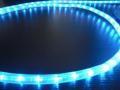 長さ5m 180球 3芯LEDチューブライト ブルー 常点電源コード付き