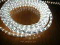 長さ15m 540球 3芯LEDチューブライト ホワイト 常点電源コード付属