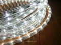 長さ5m 180球 3芯LEDチューブライト ホワイト 常点電源コード付