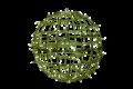 65φ パステルシャンパン常点  LEDフレームボール 大型