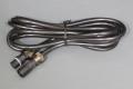 LEDイルミネーション、連結部延長ケーブル、プロ仕様(V4)仕様、常点/トゥインクル用、300cm