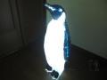 LEDアクリルペンギン