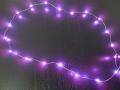 室内用LEDジュエリーライト20球 ピンク