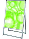 バリウススタンド看板 LED B2片面 VASKLED-B2K