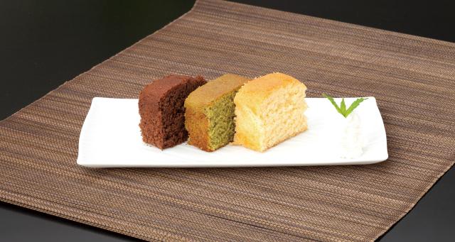 おからパウンドケーキ(ショコラ味、抹茶味、プレーン味 いづれか1本)(冷凍)