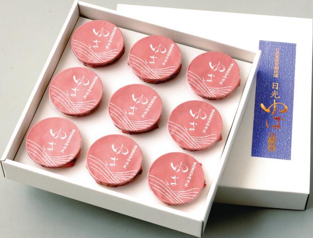味付巻きゆば(平箱) 9缶詰