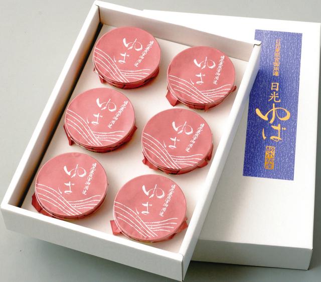 味付巻きゆば(平箱) 6缶詰