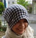 ガーゼキャップ(ブルー)・夏向け涼しい医療用帽子